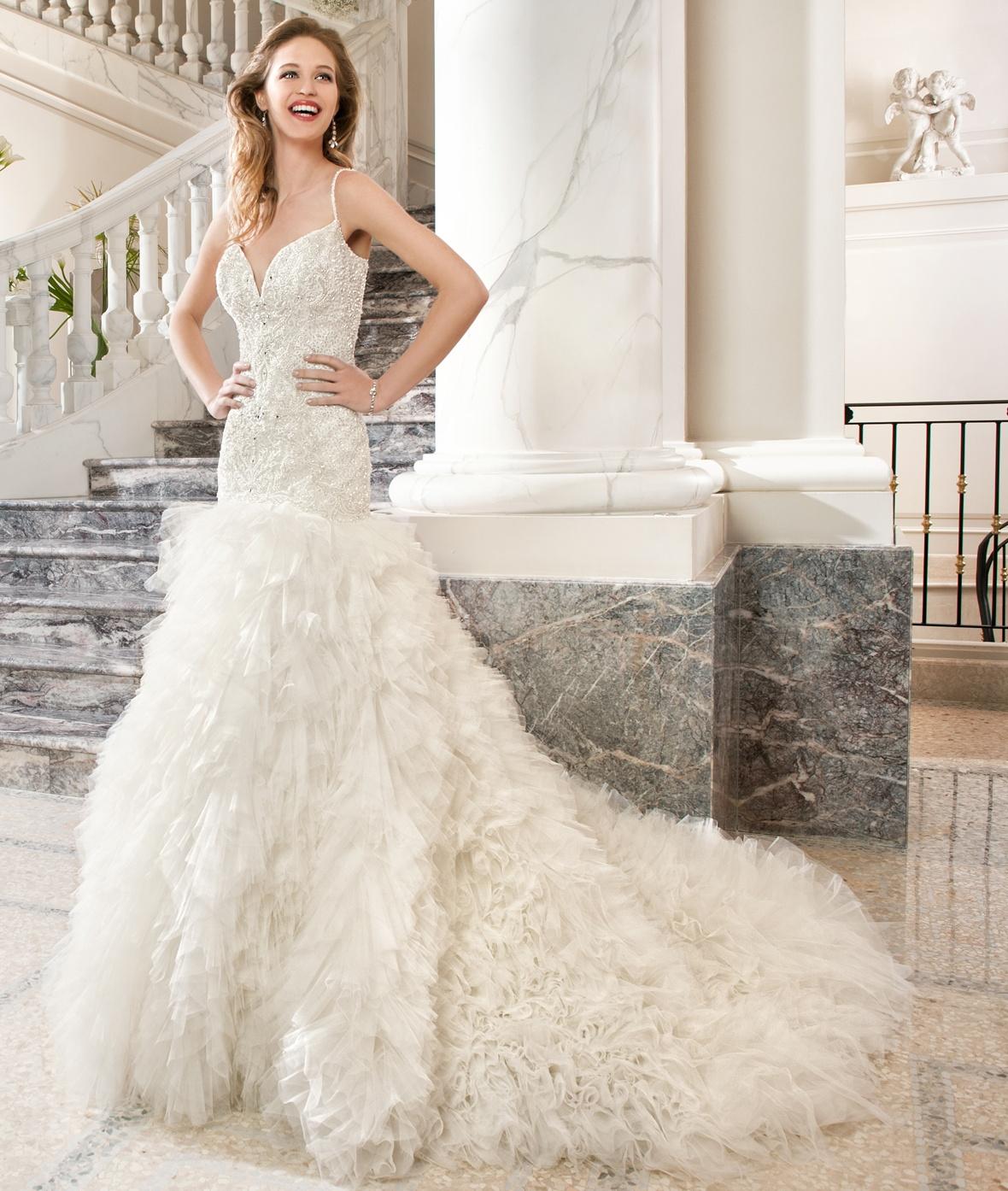 9c7a16238 عالم الزين: فساتين زفاف ديمتريوس 2017-2018