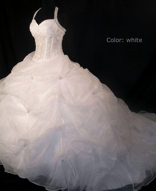 5c35952be5f26 فساتين زفاف جميلة جدا مميزة 2017-2018 - منتديات عالم الزين