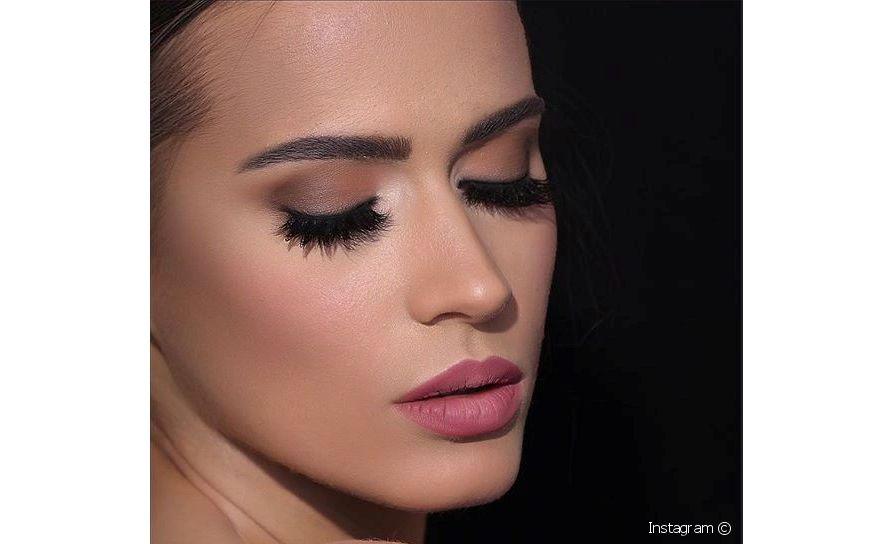 b6963d7736eff عالم الزين  مكياج عيون للمرأة العربية بالاسلوب الفرنسى موضه 2018